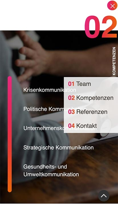 PR.AG Medical Media Consulting | m-m-c.at | 2020 (Mobile Screen Only 03) © echonet communication